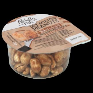 Awfully Posh Dry Roasted Peanut Pots - 24x50g