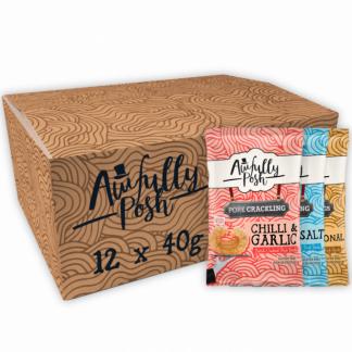 Mixed Case of Awfully Posh - 12x40g